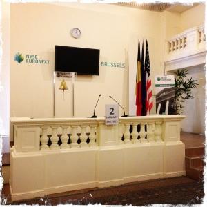 La Bourse - Brussels Stock Exchange