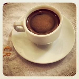 Turkish coffee. YES please.