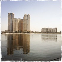 The Nile Towers