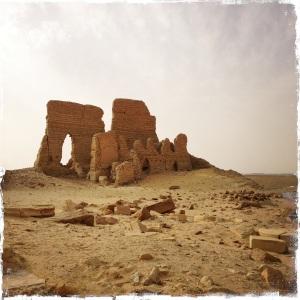In Wadi El Rayan.