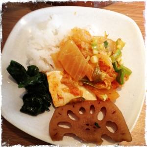 My little vegetarian platter.
